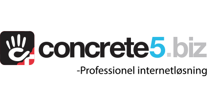 Concrete5 Business
